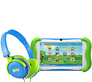 Sprout Channel Cubby 7 HD 16GB Kids Tablet with Headphones - E283334