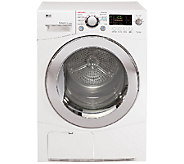 LG 24 Compact Ventless Electric Condensing Dryer - E285834