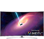 Samsung 48 Class LED 4K SUHD Curved Smart TV - E287134