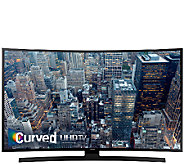 Samsung 40 LED 4K Ultra HD Curved Smart TV - E287334