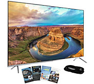 Samsung 55 Class 4K Ultra HD Smart TV with HDMI and App Pack - E288734