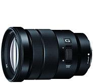 Sony E PZ 18-105mm F4 G OSS Zoom Lens - E288335