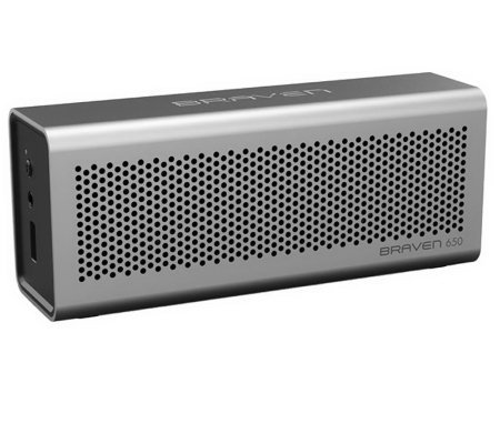 Braven Bluetooth Speaker with Built-in Microphone