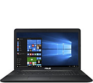 ASUS 17 Touch Notebook Win10 8GB RAM 1TB HDD w/ 2YR Warranty & Software - E229236