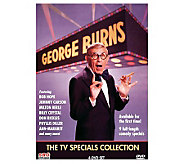 George Burns - The TV Specials Collection 4-Disc DVD Set - E270236