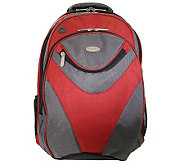 Eco Style Vortex Backpack with Checkpoint-Friendly Features - E275536