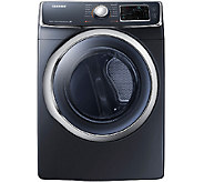 Samsung 7.5 Cubic Foot Electric Dryer - Onyx - E277936