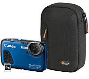 Canon Waterproof 12MP Camera with Pouch & 16GBCard - E278036