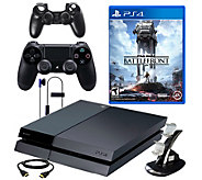 Sony PS4 Star Wars Battlefront Bundle with Accessories - E287036