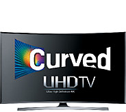 Samsung 48 Class LED 4K Ultra HD Curved SmartTV - E287136