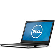 Dell 15.6 Touch Laptop - Core 0i5, 8GB RAM, 1TB HDD - E287636