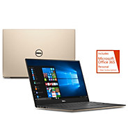 Dell XPS 13 Touch Laptop Core i5 Backlit 8GB RAM 256GB w/ Office 365 - E231437