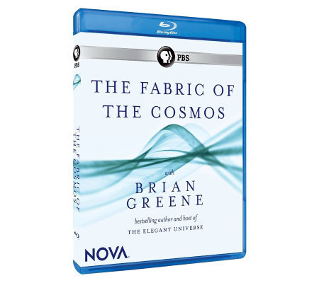 Nova the fabric of the cosmos blu ray for The fabric of the cosmos series