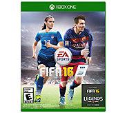 FIFA 16 - Xbox One - E285037