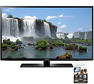 Samsung 40 Class 1080p LED Smart HDTV with AppPack - E288437