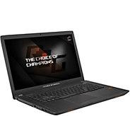 ASUS ROG Strix 17.3 Laptop i7 16GB RAM 1TB 256SSD GTX 1050 - E290737