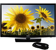Samsung 28 720p LED HDTV with 6 HDMI Cable - E292237