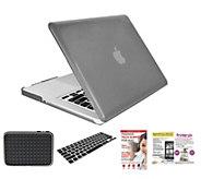 Apple MacBook Pro 13.3 4GB Intel Core i5 Lifetime Tech, Clip Case &More - E228838