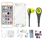 Apple 16GB iPod Touch w/ Beats Tour Earphones, Accessories and App Bundle - E229438