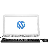 HP 20 All-in-One - AMD, 4GB RAM, 500GB HDD w/Software - E285138