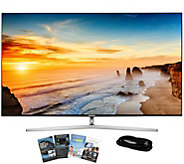 Samsung 55 LED 4K SUHD Smart TV with HDMI andApp Pack - E288738