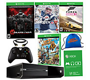 Ships 8/23 - Xbox One 500GB Gears of War Bundle w/ Madden 17 - E289538