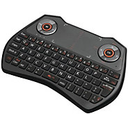 Adesso Slimtouch Wireless Keyboard with Touchpad - E291638