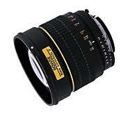 Bower 85mm F1.4 Portrait Lens for Sony Alpha and Minolta DSLR - E209939