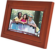 WiFi 7 Touchscreen Picture Frame with App, Pair up to 7 Devices - E230539