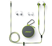 Bose SoundSport Energy Green In-Ear Headphones - E231539