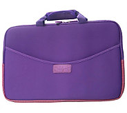 SlipIt! Plus Case for 15 Notebook - Purple - E247639
