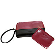 Jill-E Osceola Leather Smartphone Clutch - E282139