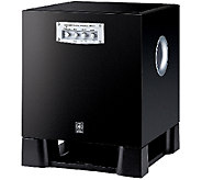 Yamaha 270W Powered Subwoofer with Dual Inputs - E285539