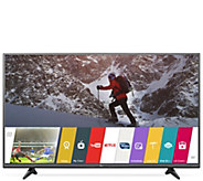 LG 65 Class 4K LED Ultra HD Smart TV with webOS 2.0 - E288839