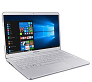 Samsung 13.3 Laptop - Core i7, 16 GB RAM, 256GB SSD - E293739