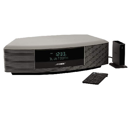 bose wave radio iii with bluetooth adapter. Black Bedroom Furniture Sets. Home Design Ideas