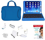 Apple 32GB iPad Mini 2 Retina SolidKeyboard Case, Support & ScreenProtector - E228340