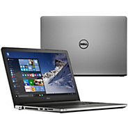 Dell 15 Laptop Windows 10 Intel 6thGen i3 12GB RAM 1TB HD & Lifetime Tech - E230140
