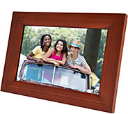 WiFi 10 Touchscreen Picture Frame with App, Pair up to 7 Devices - E230540