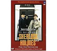 Adventures of Sherlock Holmes - DVD Box Set - E262540