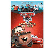 Cars Toon: Maters Tall Tales DVD - E269340