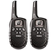 Uniden Set of Two 2-Way Radios - E286540