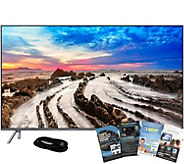 Samsung 49 LED Smart 4K HDR TV w/ HDMI and AppPack - E291240