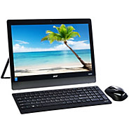 Acer 23 Touch All-in-One PC Intel Core i5 8GB RAM 2TB HDD Lifetime Tech - E229541