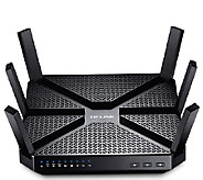 TP-Link AC3200 Tri-Band Wireless Gigabit Router - E284541