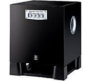 Yamaha 250W Powered Subwoofer with Magnetic Shielding - E285541