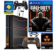 Sony PS4 1TB Call of Duty: Black Ops III Bundle w/ Accs. - E286841