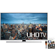 Samsung 50 LED  4k Ultra HD Smart TV w/ HDMI and App Pack - E288441