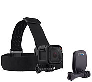 GoPro Head Strap and QuickClip Accessory - E228642