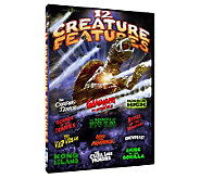 Monster Movie Pack - 12 Creature Features - E264942